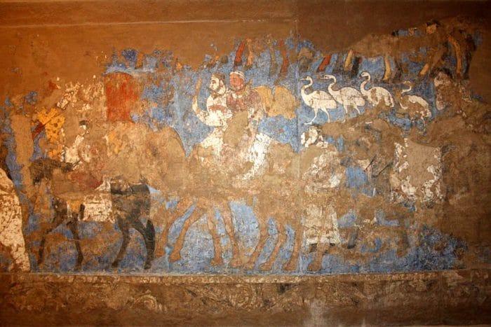 Афросиаб: древняя история Саммарканда