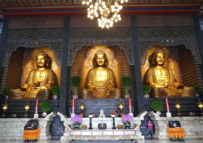 Буддийский храмовый комплекс Фаязтеле