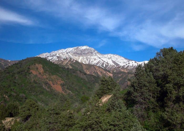 Горы Чимган