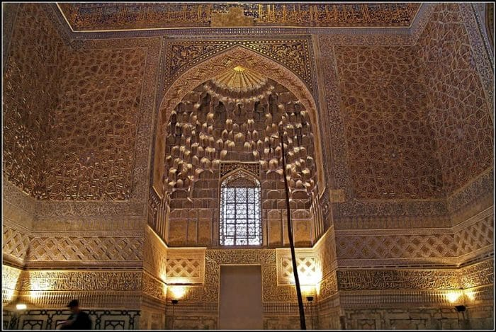 Гур Эмир – мавзолей Амира Темура
