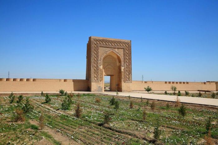 Караван-сарай Рабат-и Малик