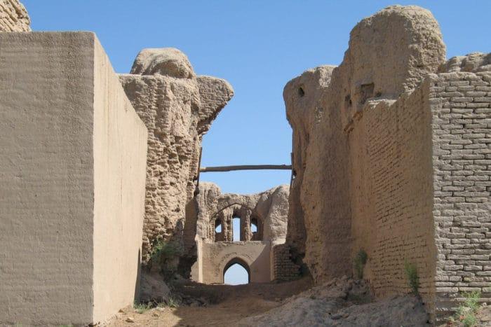 Крепость Теремзес