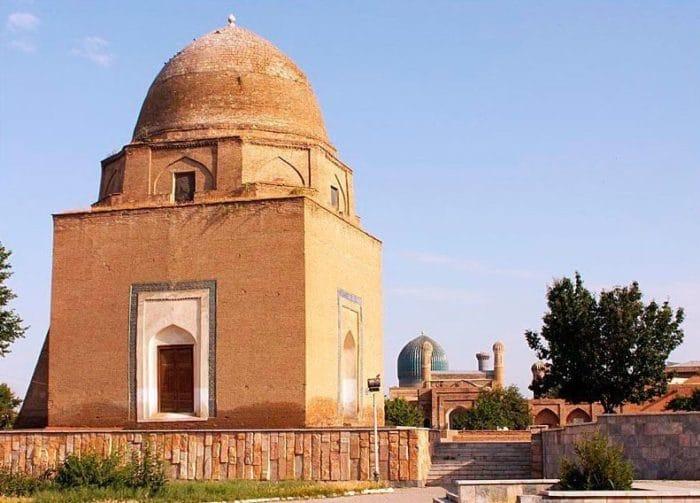 Мавзолей Рухабад в Самарканде