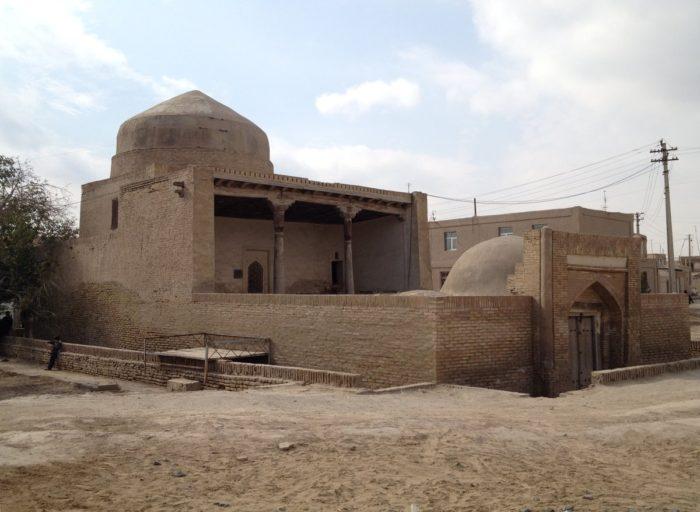 Мечеть Богбонлы