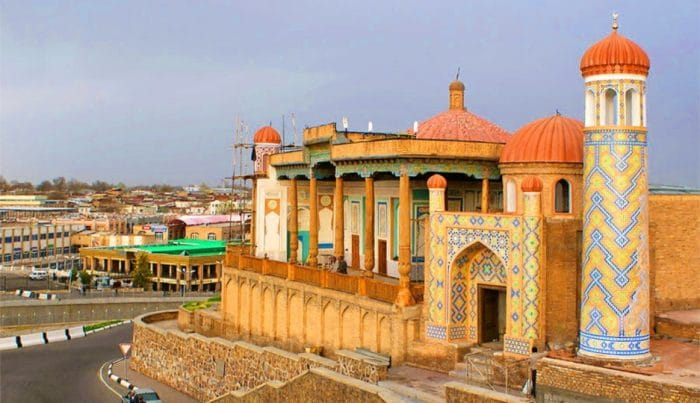 Мечеть Хазрет Хызр