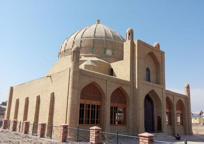 Мечеть Ота Валихон-тура