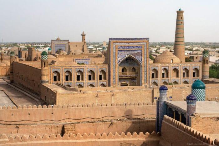 Медресе Мухаммад Рахимхана