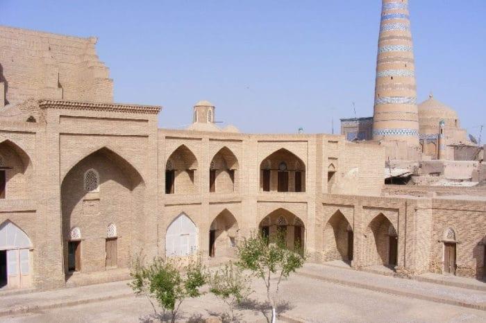 Медресе Ширгази-хана