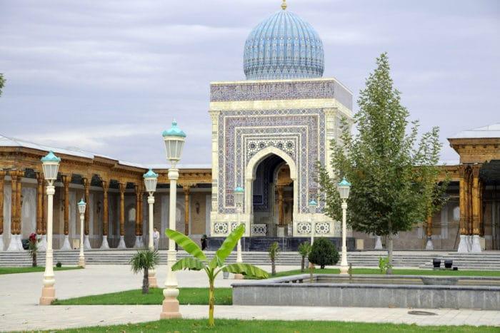 Мемориальный комплекс Имама Аль Бухари