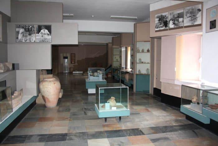 Музей Афрасиба в Самарканде