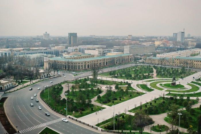Сквер Амира Темура