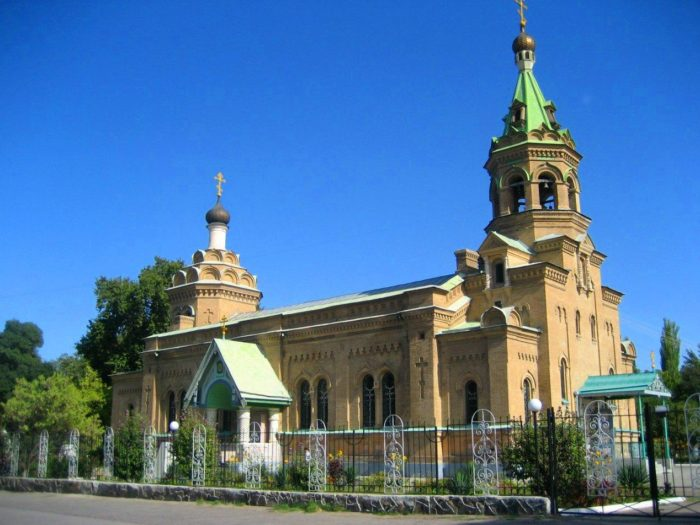 Собор Алексия Московского