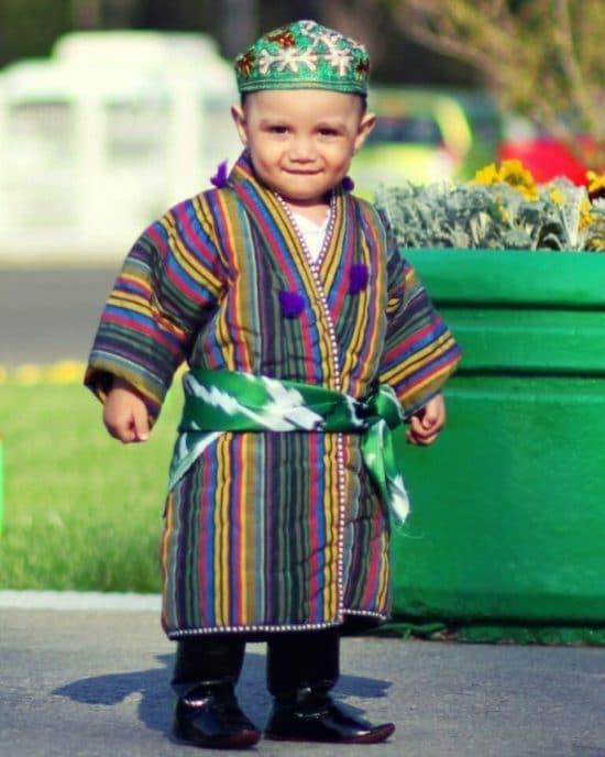 узбекская одежда