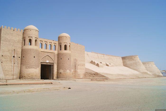 Ворота Ичан-кала