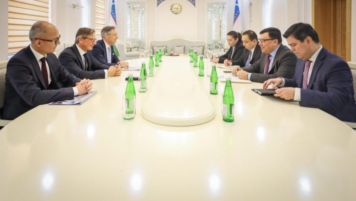 Председатели государственных комитетов