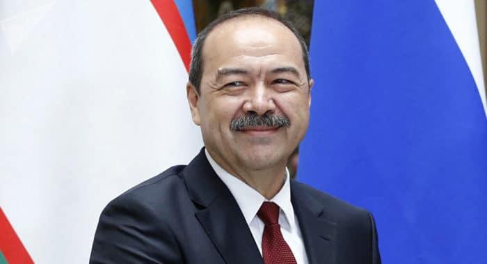 Премьер министр Узбекистана