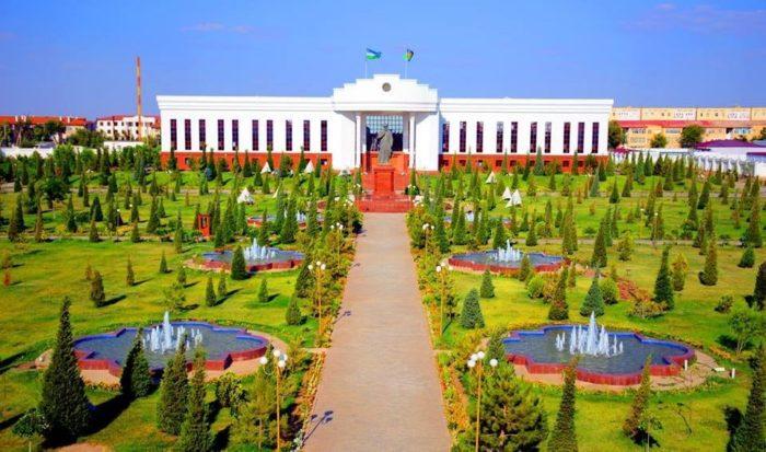 республика Каракалпакстан