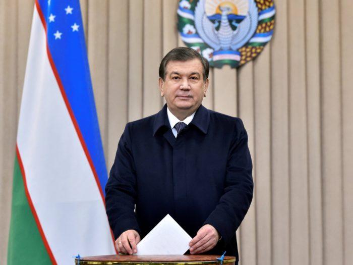 Шавкат Миромонович Мирзиёев, (Мирзияев)