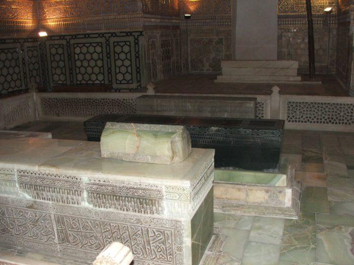 Гробница жены Тамерлана Туман-ака