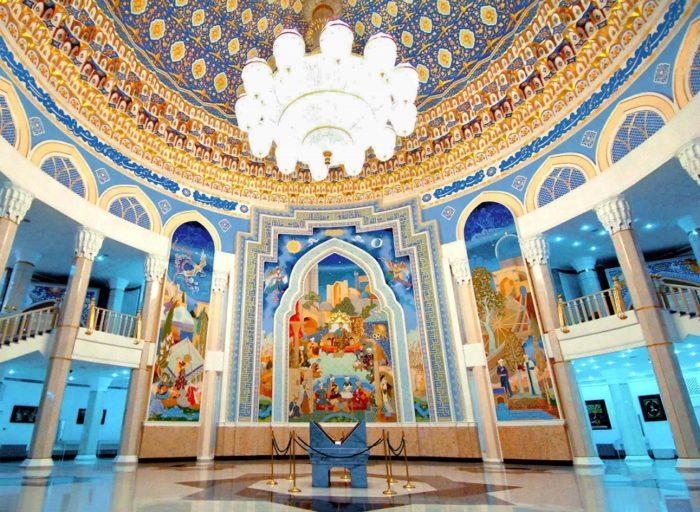 Государственный музей истории Тимуридов (музей Амира Тимура).