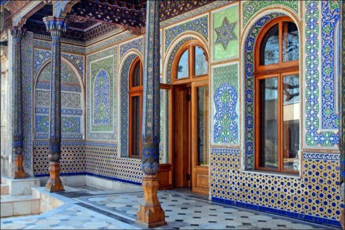 Музей прикладного искусства Узбекистана.