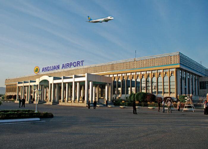 Аэродром в Андижане