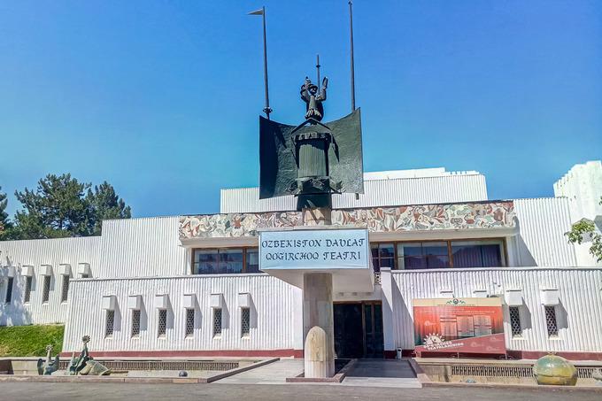 Кукольный театр Ташкент