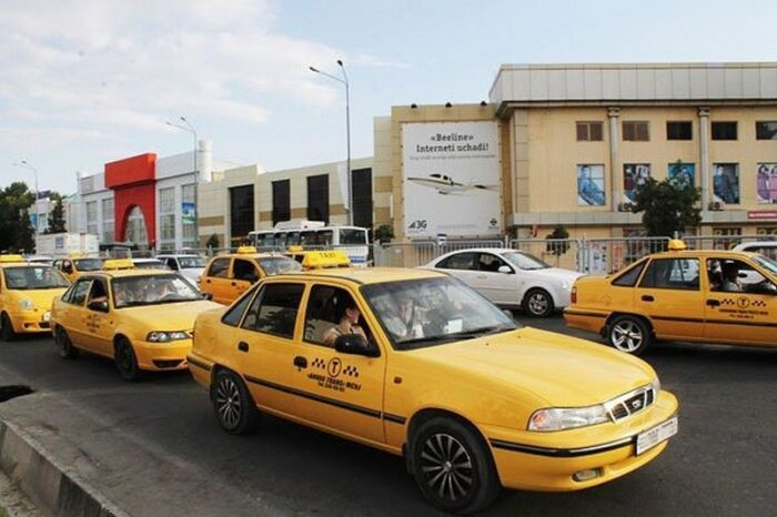 Такси Узбекистан