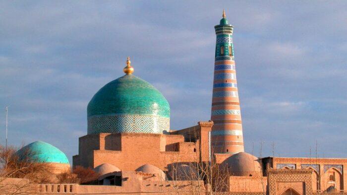 мечеть Ислам-Ходжи