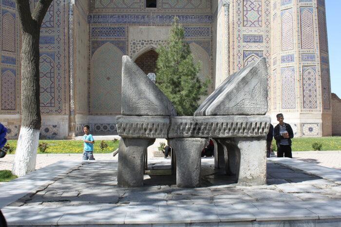 Мечеть би би Ханум