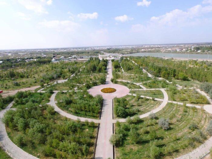 Город Сырдарья Узбекистан