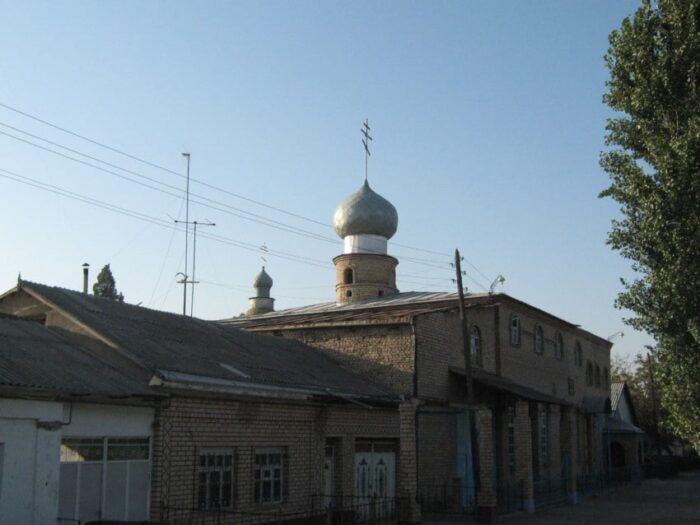 Город Янгиюль Ташкентской области