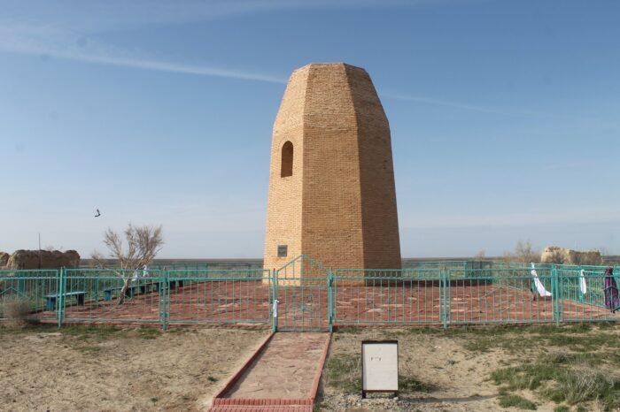 Башня Бегим ана