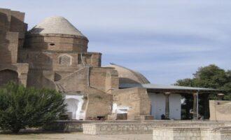 Китаб город Узбекистан