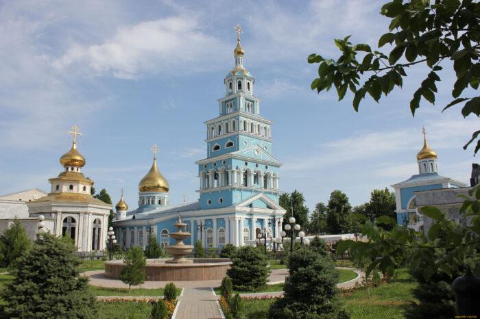 Ташкент православный собор