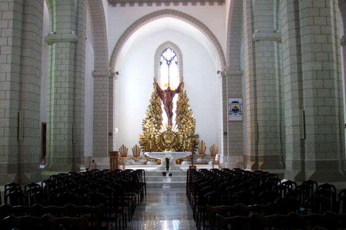 Римско католический храм Ташкент