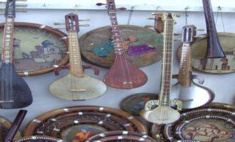 Узбекский национальный инструмент