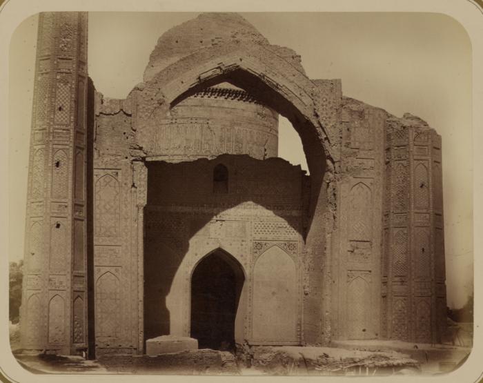 Биби Ханум Самарканд в древности