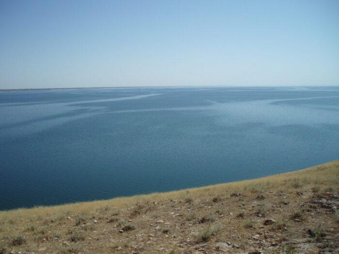 Айдаркульское водохранилище