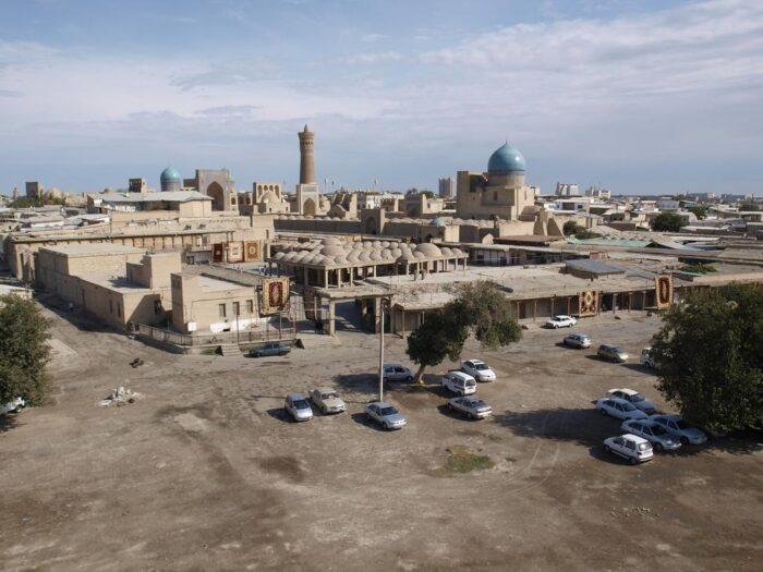 Узбекистан город Мангит