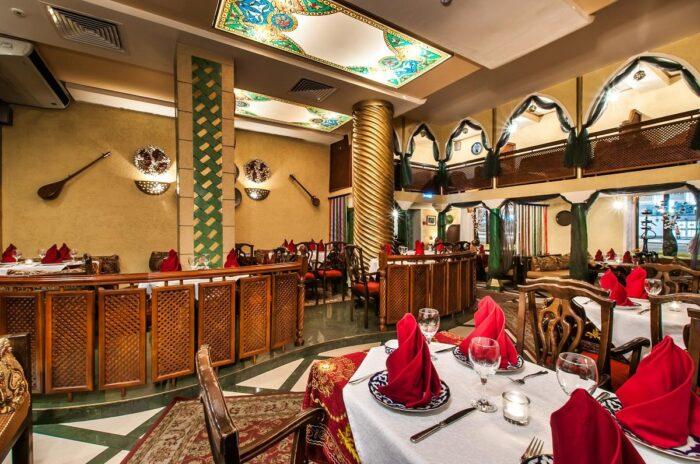 Самарканд ресторан Файз
