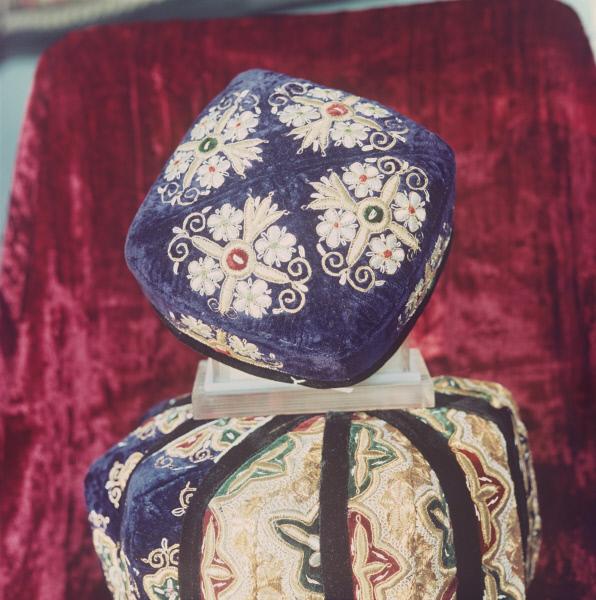 Узбекские золотошвейки