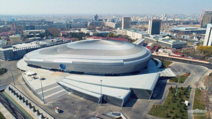 Ледовый дворец Хумо Арена