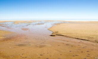 Западное Аральское море