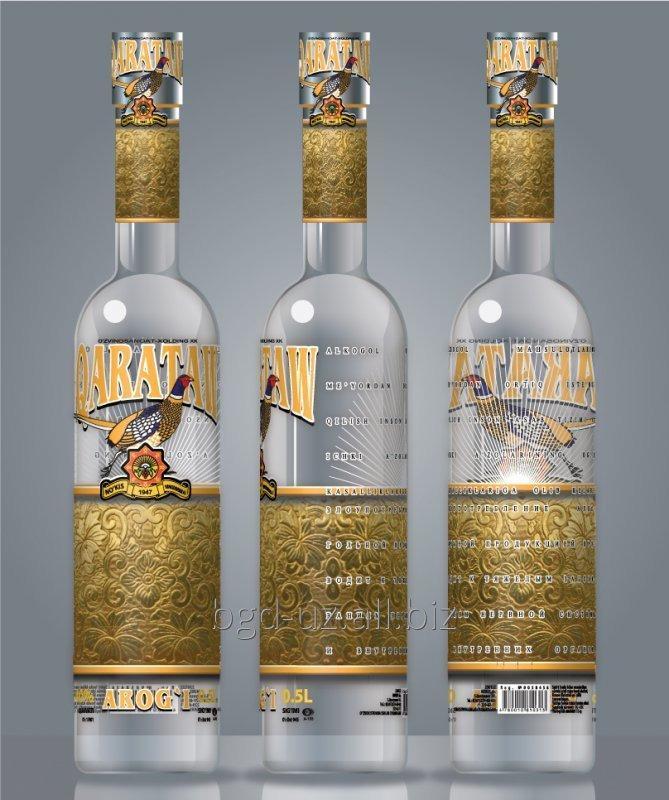 Узбекская водка Каратау