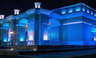 Театр Навои Ташкент