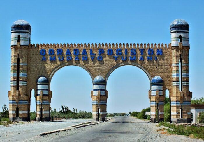 Каракалпакия Узбекистан
