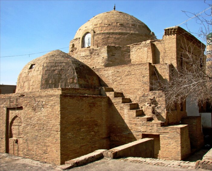 мавзолей шейха Сейида Аллаудина