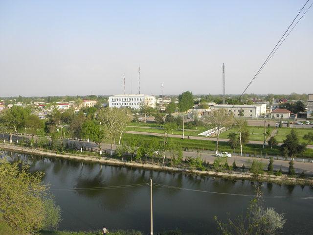 Город бука Ташкентской области