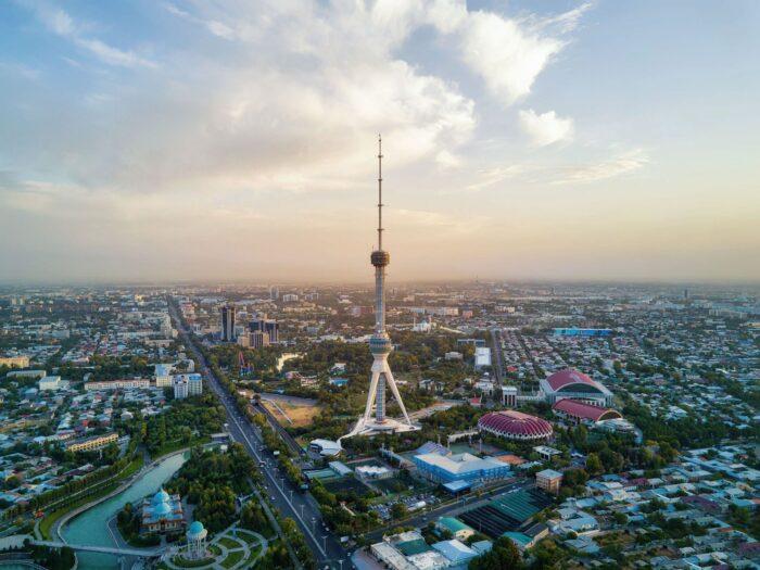 Телебашня Ташкента